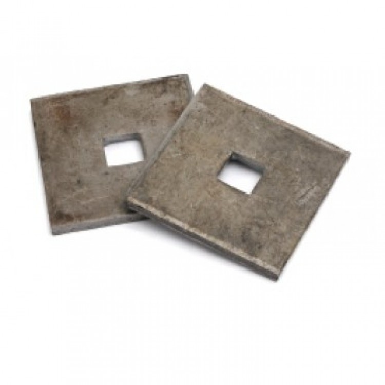 Square Washer Plates