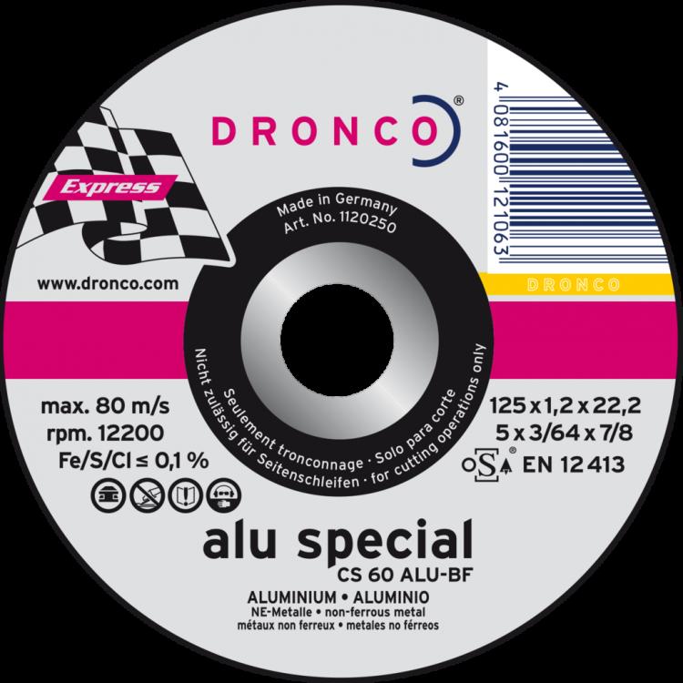 Aluminium Cutting Discs