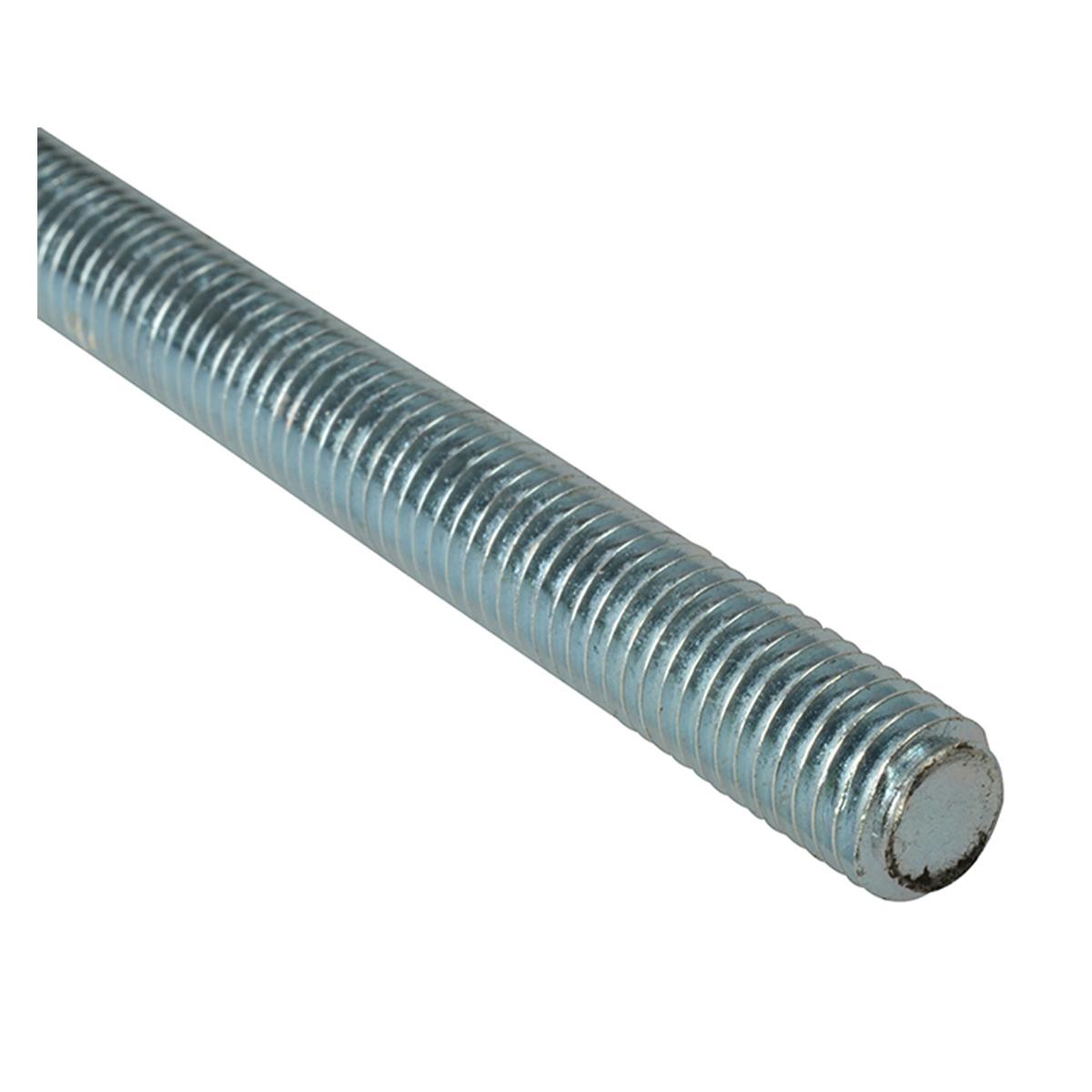 8.8 Zinc Plated Allthread 1 Metre