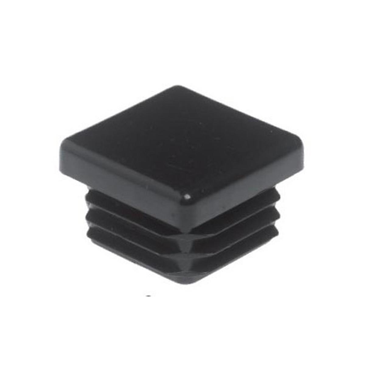 Square Plastic End Caps