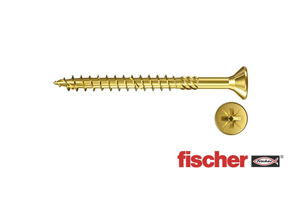 Fischer Powerfast Woodscrews