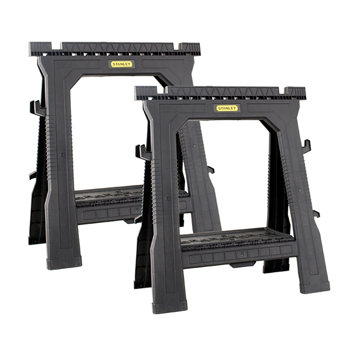 Sawhorses and Trestles