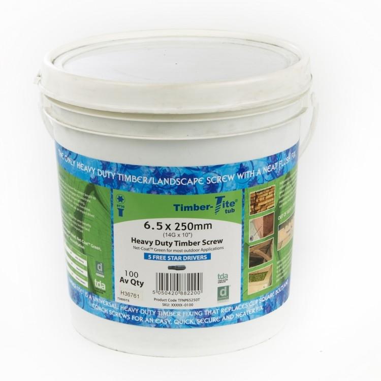 Timber-Tite Joist Screws